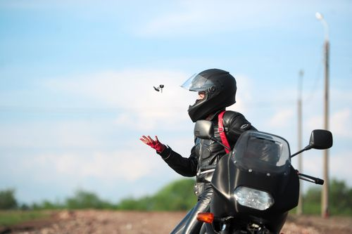 motorcycle accident protection